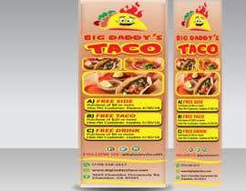 Nro 3 kilpailuun Design a mini Flyer coupon for my restaurant käyttäjältä monirkhan2928