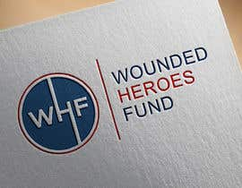 #391 for Logo for The Wounded Heroes Fund by joy2016