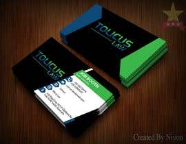 #102 for Business Card Design by Niyonbd