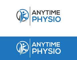 #13 for Create a Clean Minimalist Logo for Anytime Physio by abmahrub21
