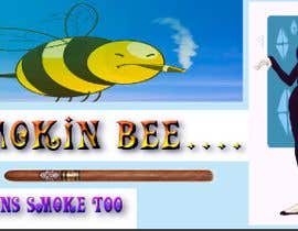 #16 for Smokin Bee by AmitSrivastav1