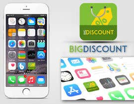 """#2 for Need a logo for Shopping app on play store """"Big Discounts"""" by jahid42"""
