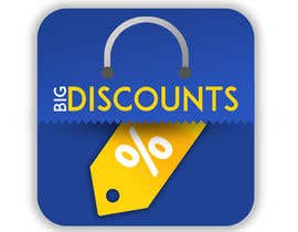 """#8 for Need a logo for Shopping app on play store """"Big Discounts"""" by jahid42"""