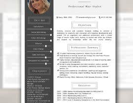 #47 for Create a resume by jasonprince345