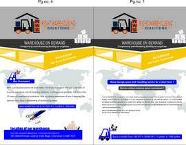#4 for 1 page Flyer and 4 page Brochure by shahinashafin