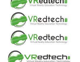 #146 para Logo for VRedtech.com por gurmanstudio