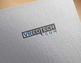 #129 para Logo for VRedtech.com por arabbayati1