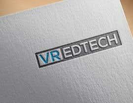 #131 para Logo for VRedtech.com por arabbayati1