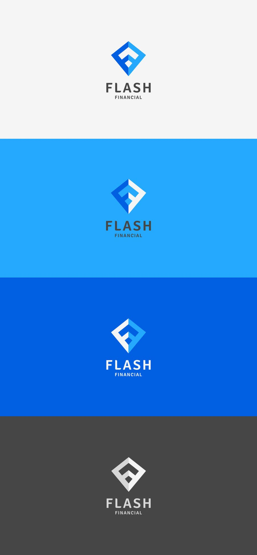 #89 for Logo Design for Flash Finance by RedHawk86