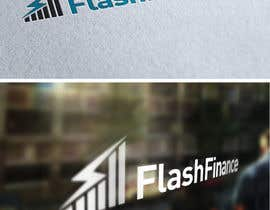 #68 untuk Logo Design for Flash Finance oleh gfxbucket