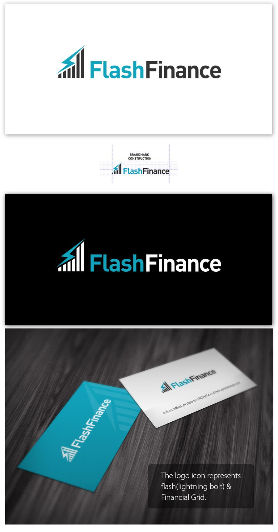 #15 for Logo Design for Flash Finance by gfxbucket