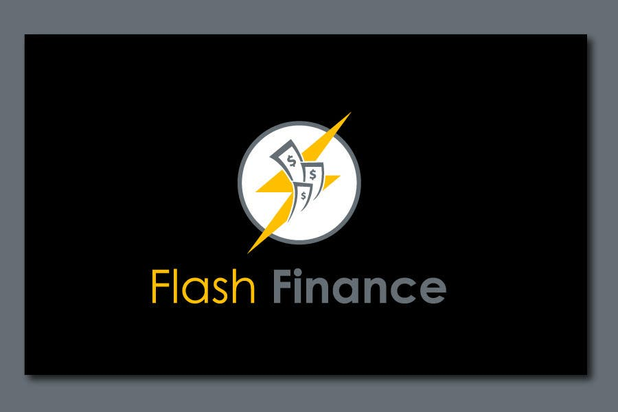 #105 for Logo Design for Flash Finance by sproggha