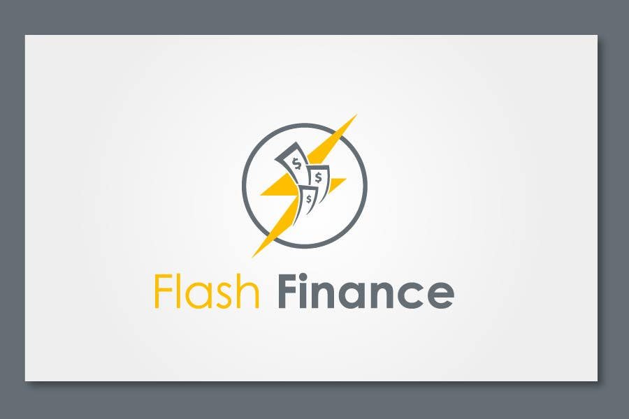 #104 for Logo Design for Flash Finance by sproggha