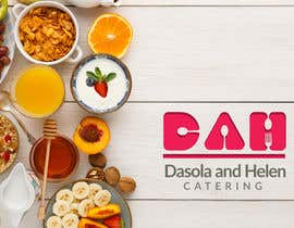 #49 untuk I need a catering Logo Designed, the name of the company is DAH - Dasola and Helen catering oleh noelcortes
