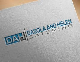 #54 untuk I need a catering Logo Designed, the name of the company is DAH - Dasola and Helen catering oleh mithupal