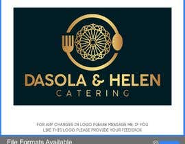 #47 untuk I need a catering Logo Designed, the name of the company is DAH - Dasola and Helen catering oleh jassingh787