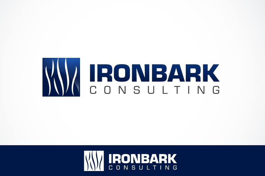 #96 for Logo Design for Ironbark Consulting by BrandCreativ3