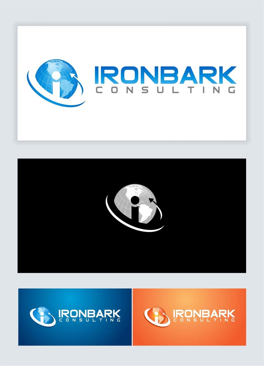 #36 for Logo Design for Ironbark Consulting by jummachangezi