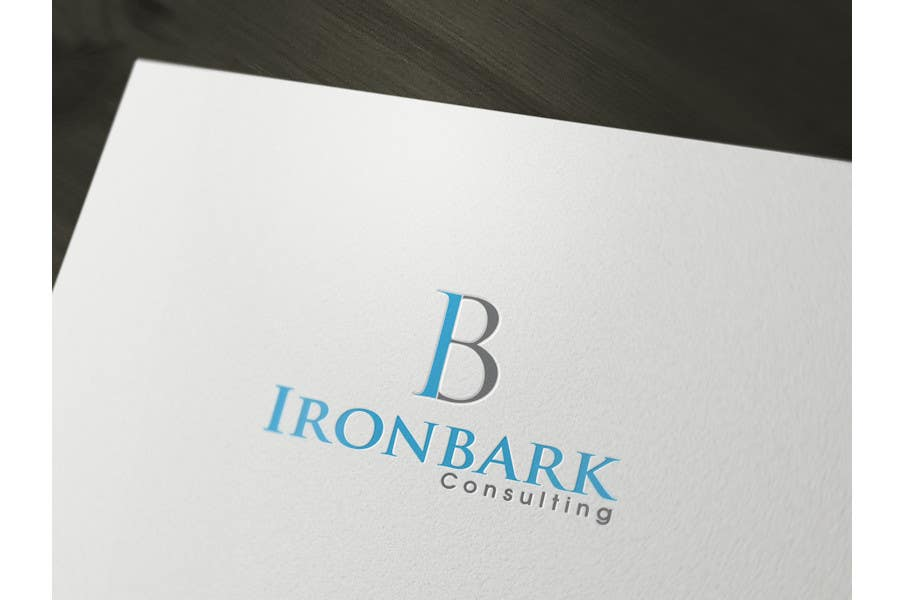 #58 for Logo Design for Ironbark Consulting by iffikhan
