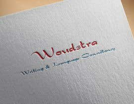 #37 for Build a logo for Woudstra Writing & Language Consultancy by rjmithunvai5