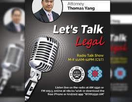 #55 for Radio talk show flyer by masudhridoy