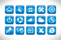 #24 for Icon or Button Design for Sazu Technologies by nicelogo