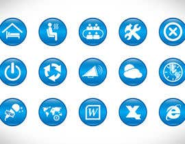 #27 untuk Icon or Button Design for Sazu Technologies oleh nicelogo