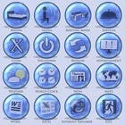 #17 for Icon or Button Design for Sazu Technologies by dynamiteboy80