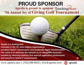 #34 for Design Sponsor Ad for Golf Tournament Brochure av maidang34