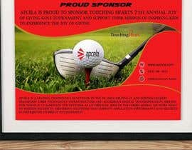 #30 for Design Sponsor Ad for Golf Tournament Brochure av AstroDude