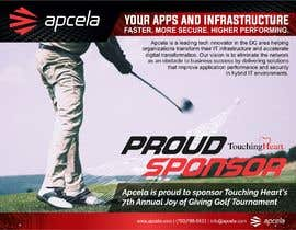 #28 for Design Sponsor Ad for Golf Tournament Brochure av ridwantjandra