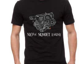 #11 for SR20DET Engine shirt by mdyeamine