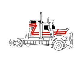 #15 for Vector design of a truck by TheFaisal