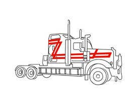 #16 for Vector design of a truck by TheFaisal