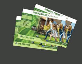 #41 for Design a lawn care flyer by hellotanvir