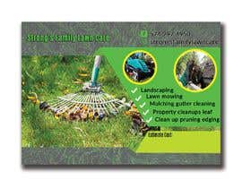 #35 for Design a lawn care flyer by shohan33