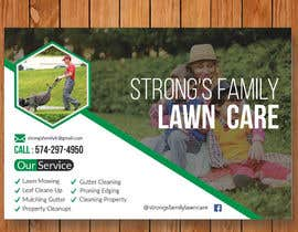 #38 for Design a lawn care flyer by Naymhosain