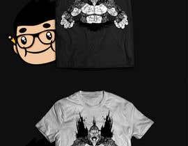 #34 for Amazon Merch t shirt design by Bateriacrist