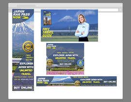 #32 for 1 Homepage Banner + 3 Web Banners af pintuullash