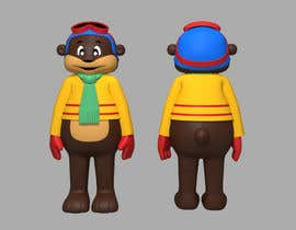 #11 for Draw two 3D image of bear mascots by artseba185