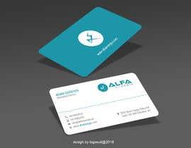 #109 for Design de Cartões de Visita (business cards), documents layout , etc by logosuit