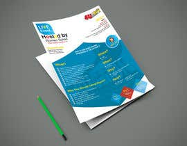 #10 for Design a Flyer for LIVE Real Estate Event by tlcmunni