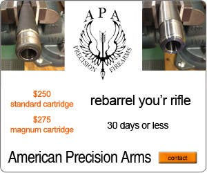 #1 for Banner Ad Design for American Precision Arms by RobertBalind0380
