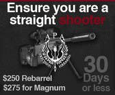 Contest Entry #3 for Banner Ad Design for American Precision Arms
