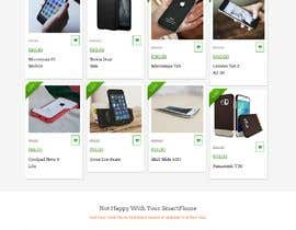 #2 for small website for cellphones / purchase products by sparkplug047