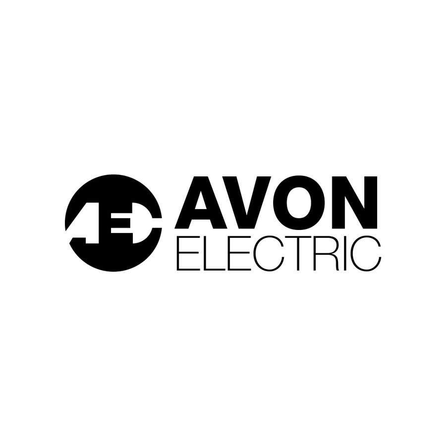 """Contest Entry #                                        7                                      for                                         Logo for my new electrical company in nova scotia canada.  """"Avon Electric"""". We live on the avon river where the eagles fly"""