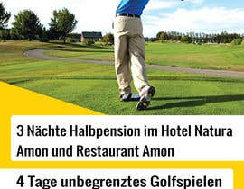 #2 for Banner for golf package 2+1 by mehedyhasan707