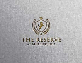 "#5 for ""The Reserve at Bluebird Hill"" Logo by designrafsan"