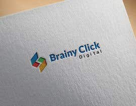#104 for Design a Logo for Brainy Click Digital by zahidhasan201422