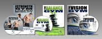 Contest Entry #9 for 3 DVD Suite Design for Z-Health Performance Solutions, LLC